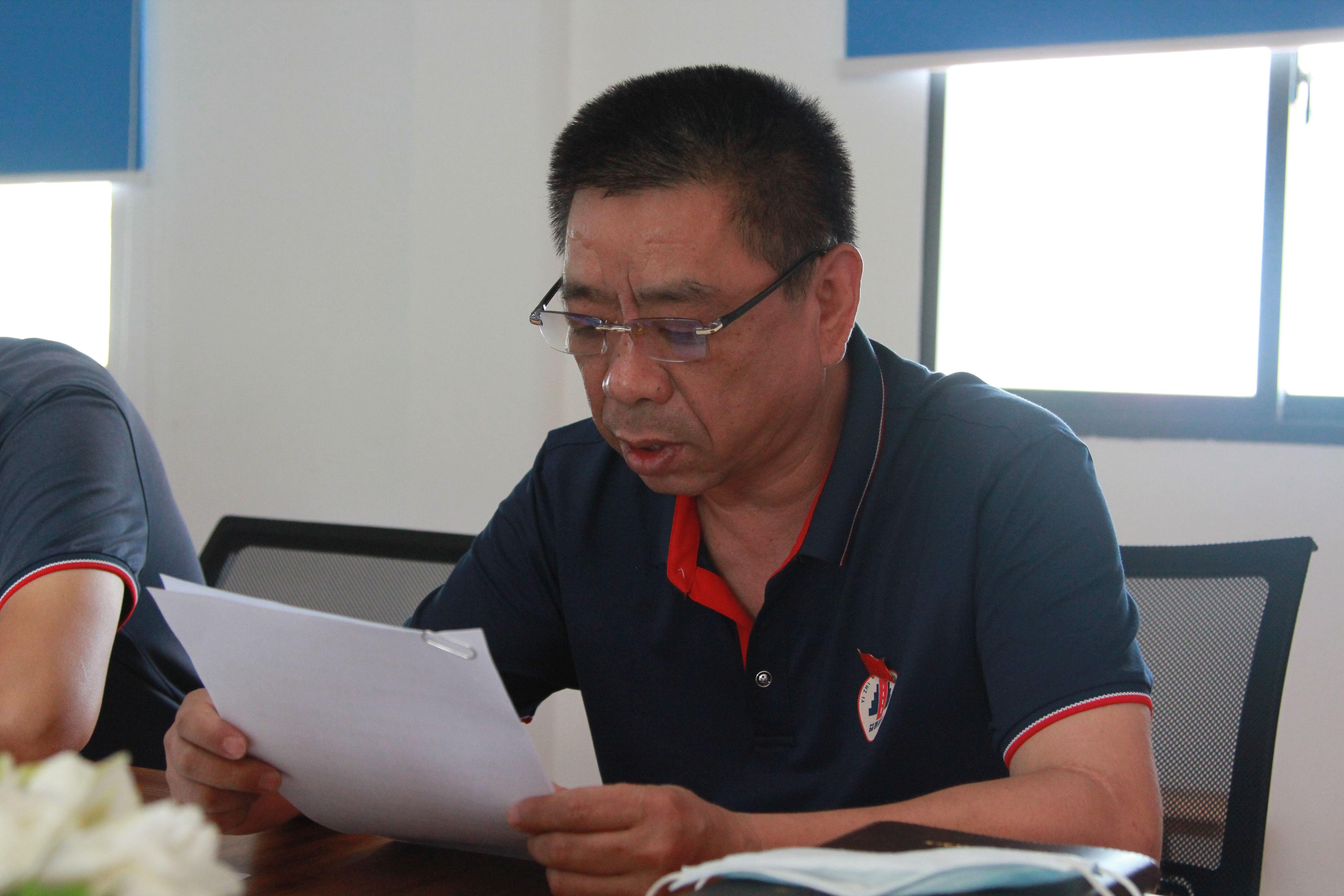 党建 | 九游会游戏党委书记陶加林深入基层党支部调研