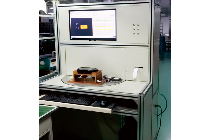 Automatic instrument functional imaging instrument (GOI)