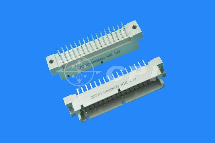 R型公座48 pin連接器