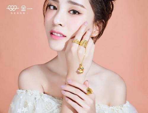 金一文化珠宝大片来袭 引领珠宝界时尚潮流