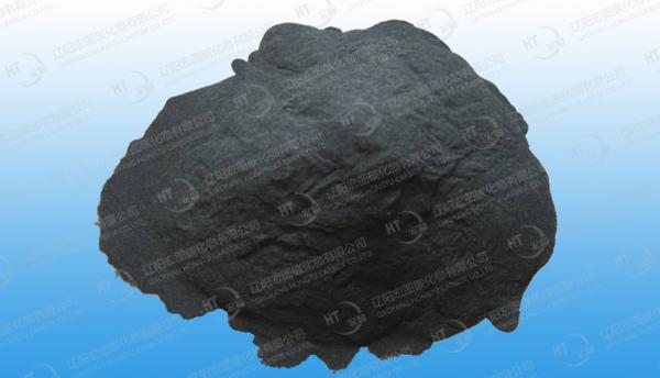 黑碳化硅微粉 W015