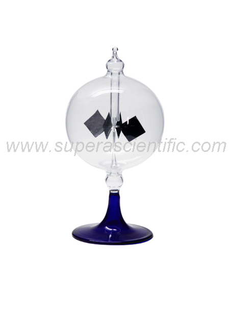 1113-A Radiometer, Glass