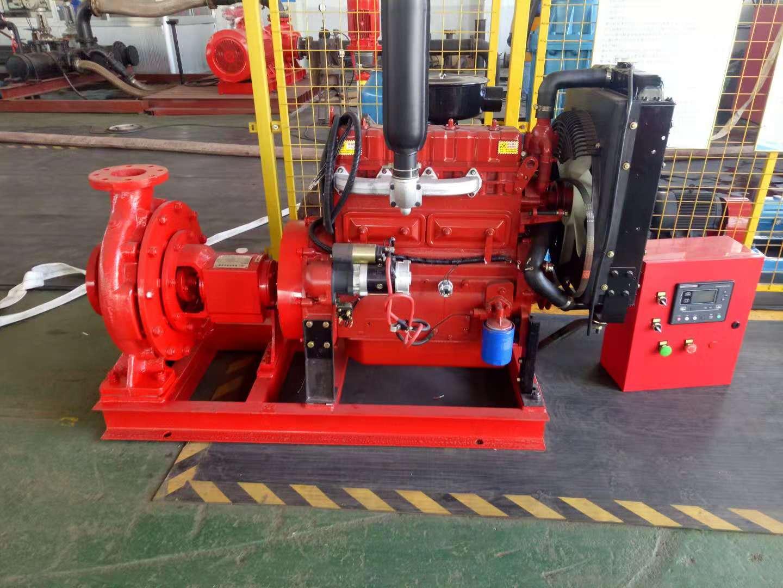 XBC6/25G-BY柴油機消防水泵組