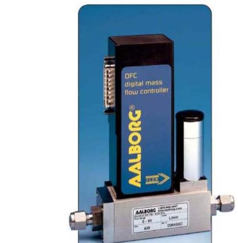 AALBORG質量流量控制器DFC系列