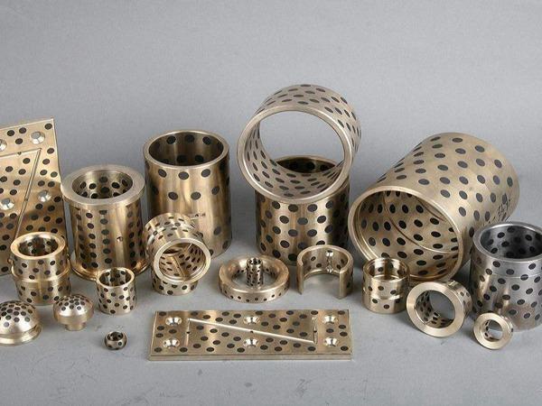 銅套在石材機械中的應用