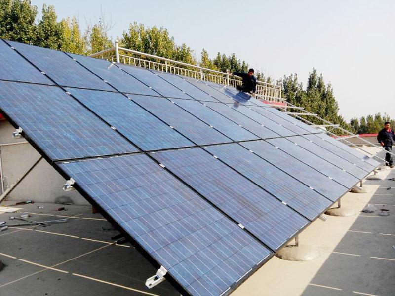 泉州市臺商投資區12MW光伏發電示范項