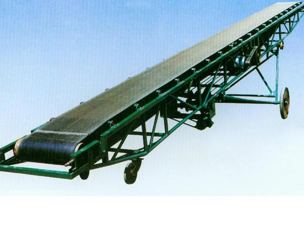 HQ、DY Movable Belt Conveyor