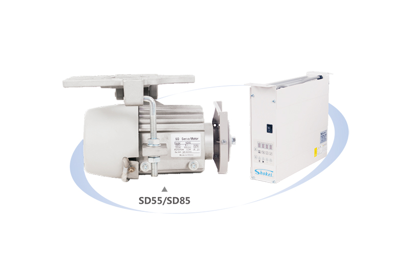 SHOKEI Energy Saving Hanging attaching type Servo Motor(with sewing machine)