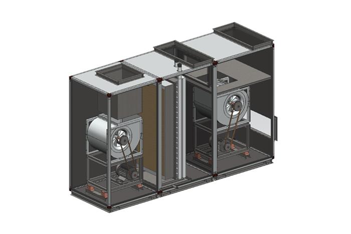 緊湊型空調箱(Compact)