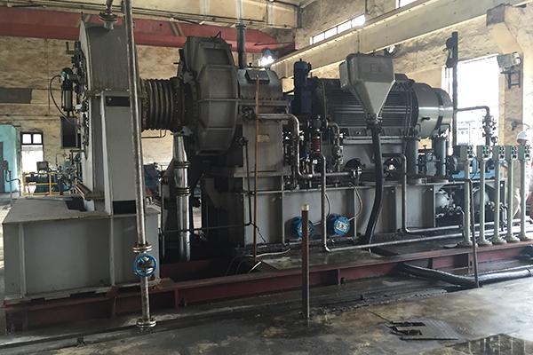 煤氣壓縮機