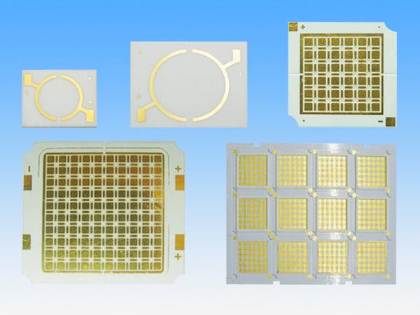 大功率LED陶瓷覆銅板