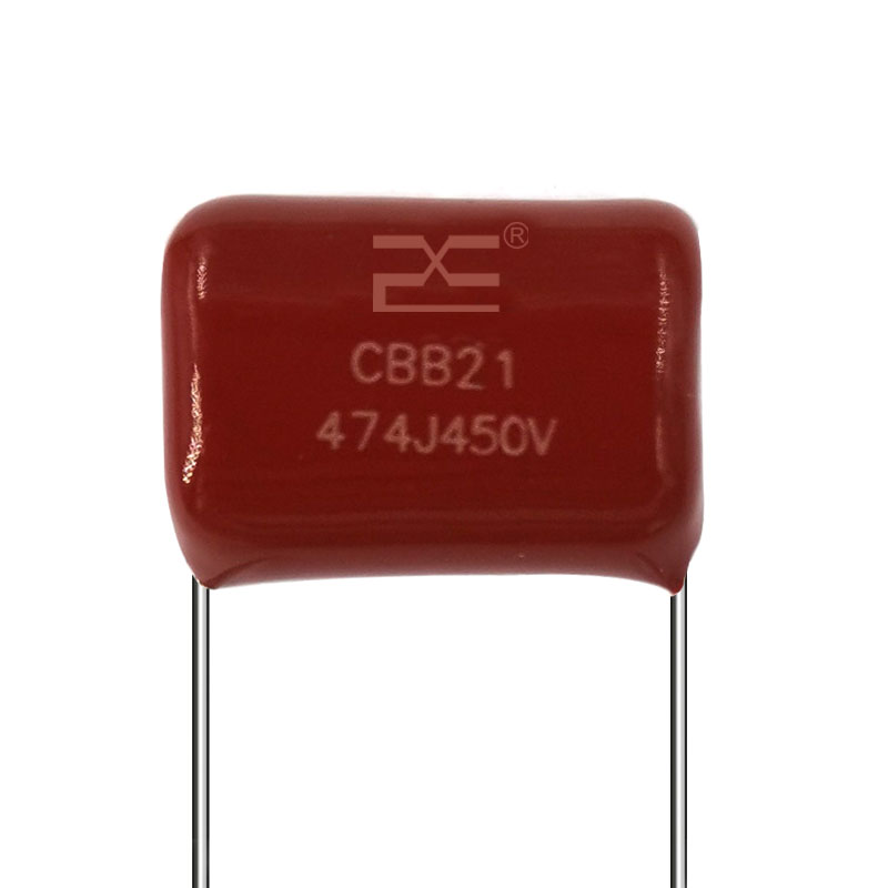 CBB21 (MPP) Metallized Polypropylene Film Capacitor