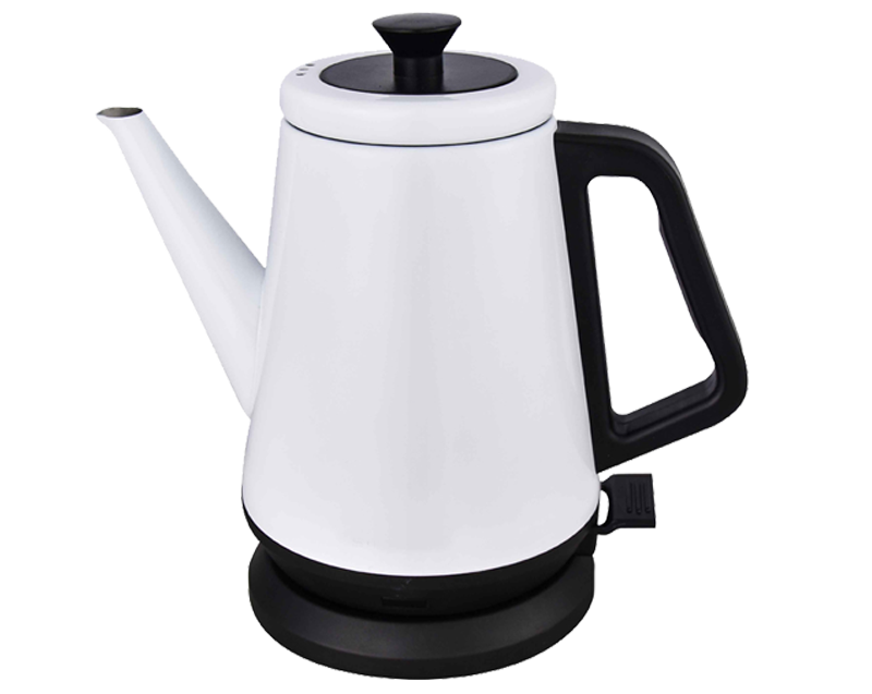 Stainless steel oil spray electric kettle