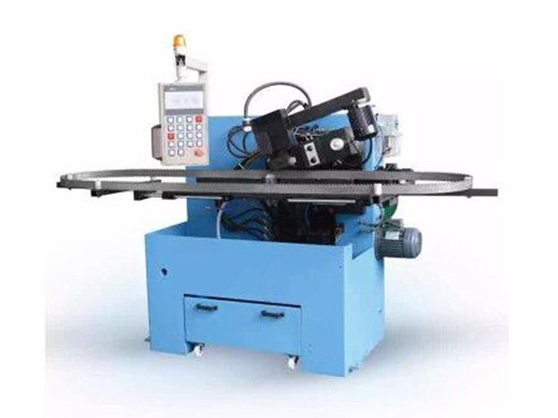 LDX-027全數控硬質合金帶鋸條前角磨齒機