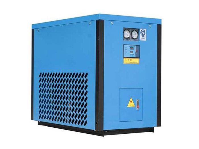 高(常)溫風冷型冷干機