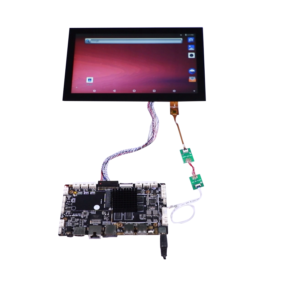 10.1 Inch Screen RK3399 Android System 2GB & 16GB 1000M WIFI Modele Super Development Board