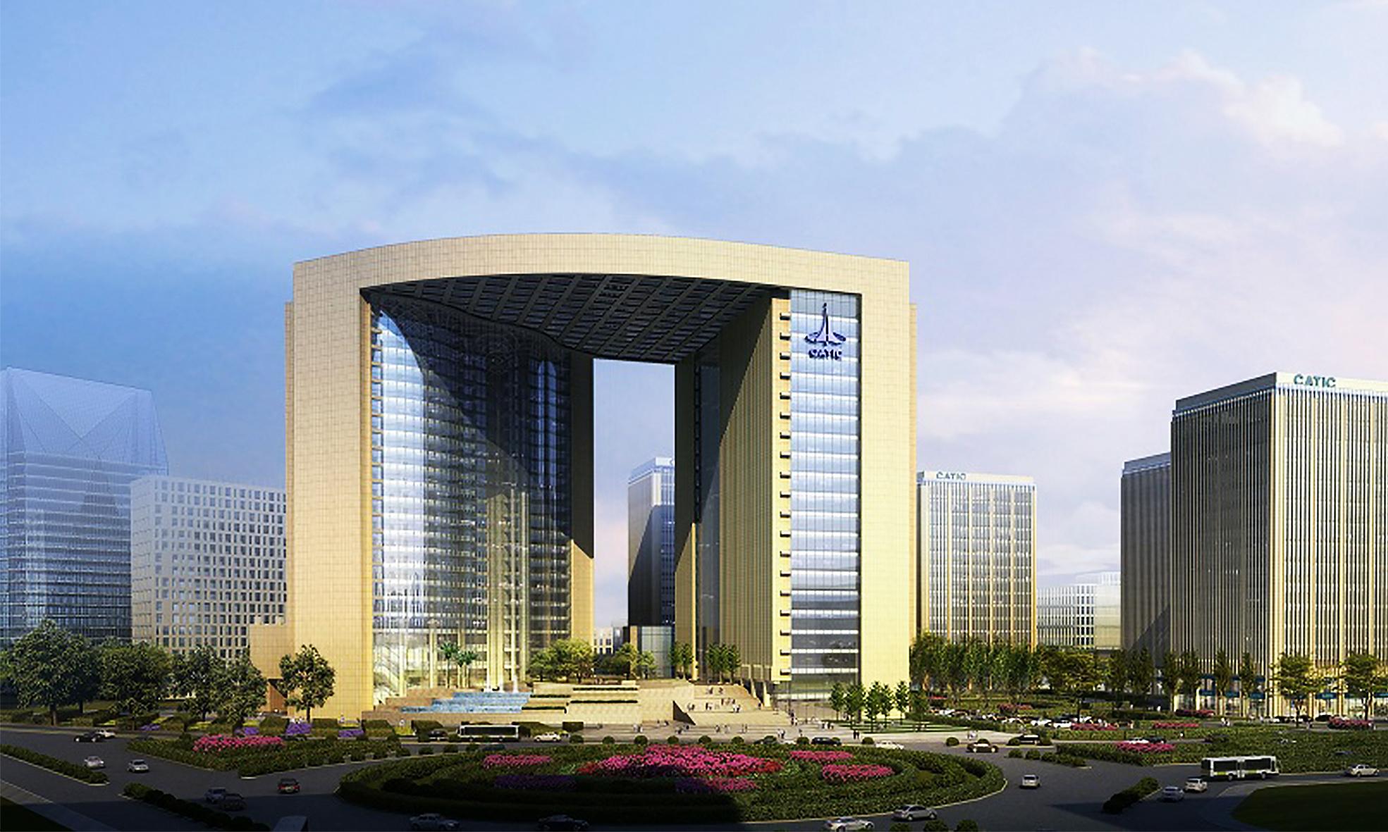北京中航技研發展示中心