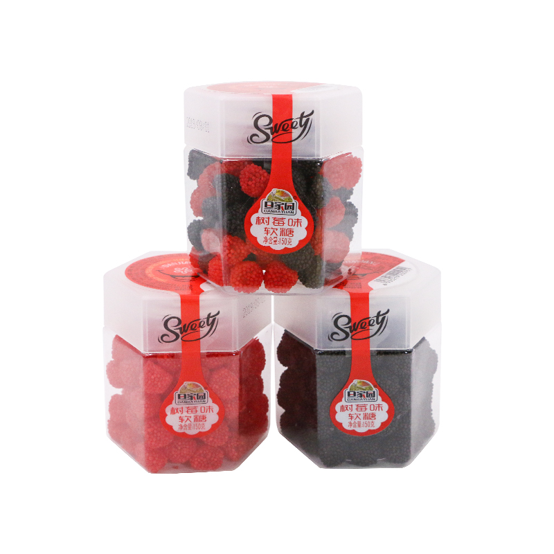 樹莓味(軟糖)