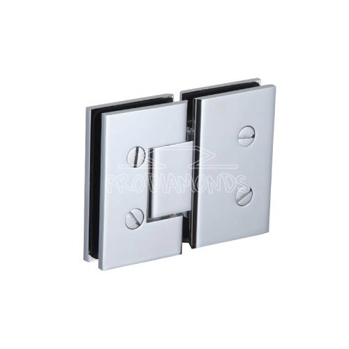 Glass To Glass 180 Degree Shower Screen Hinges