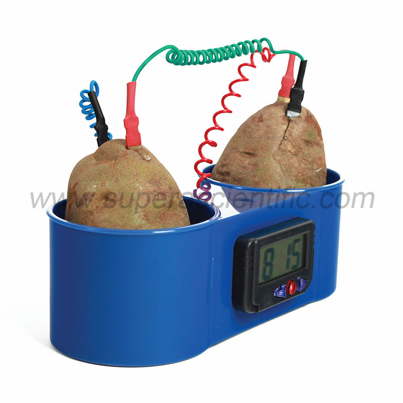 1314 Two Potato Clock