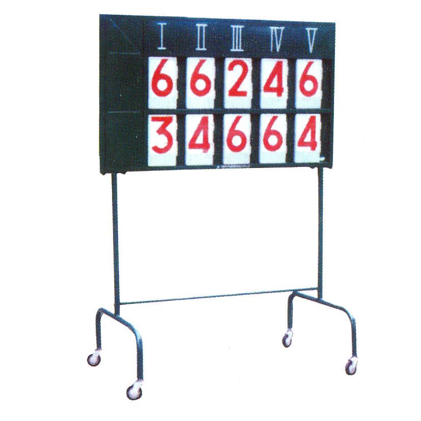 HQ-3021 網球記分牌