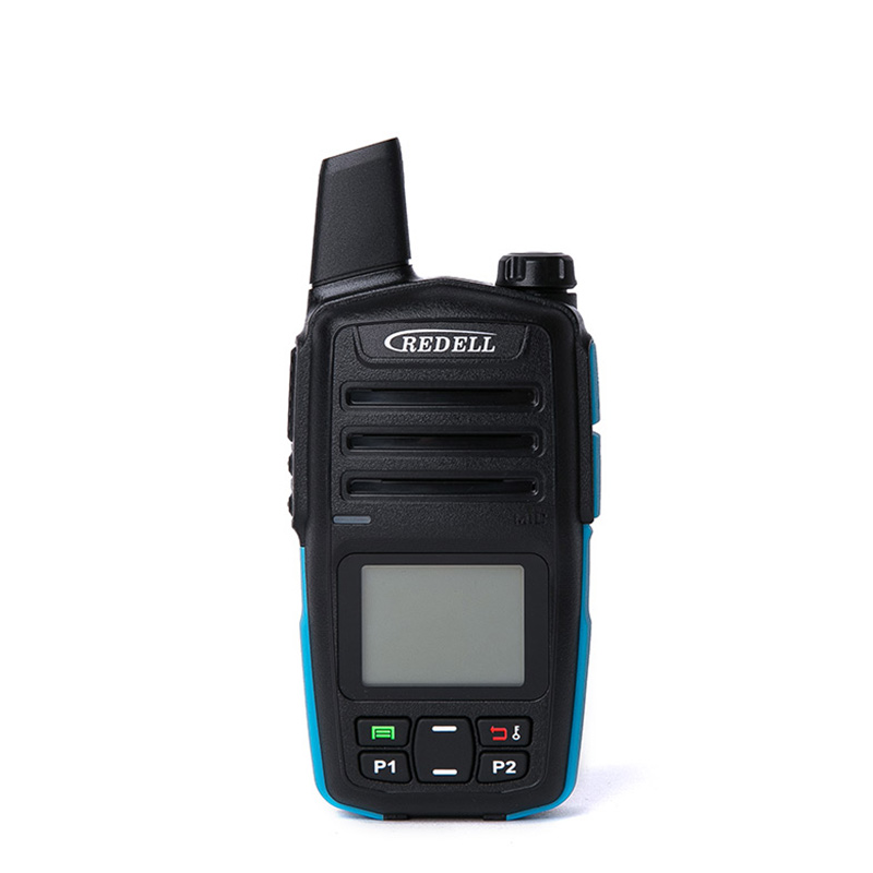 IP Radio 4G  Push to Talk Over Cellular Radio POC walkie talkie