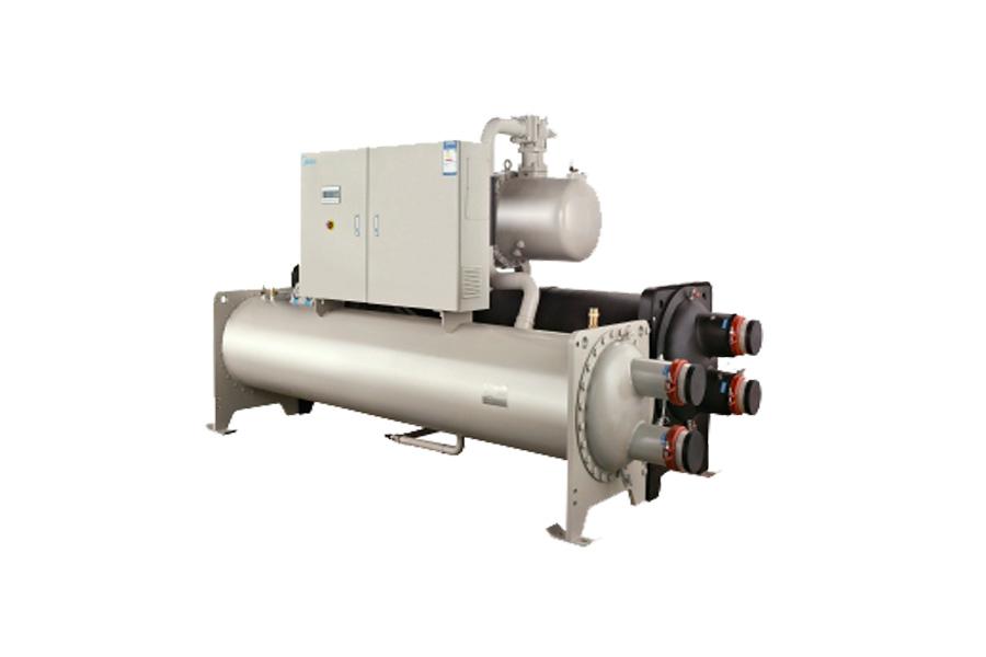 水(地)源熱泵螺桿機