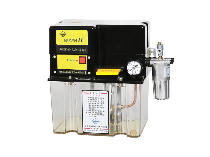 CLS系列PLC稀油电动润滑泵 4/6/13L