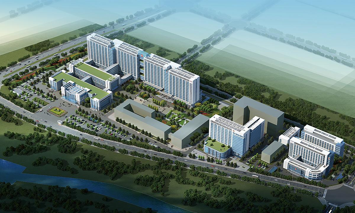 云南省保山市人民醫院遷建(二期)項目