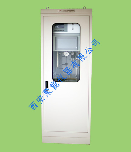TR-9100型水泥過程氣在線分析系統