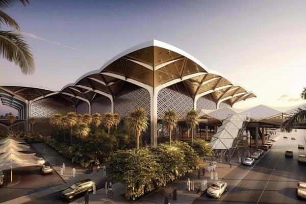 沙特哈拉曼高铁站项目
