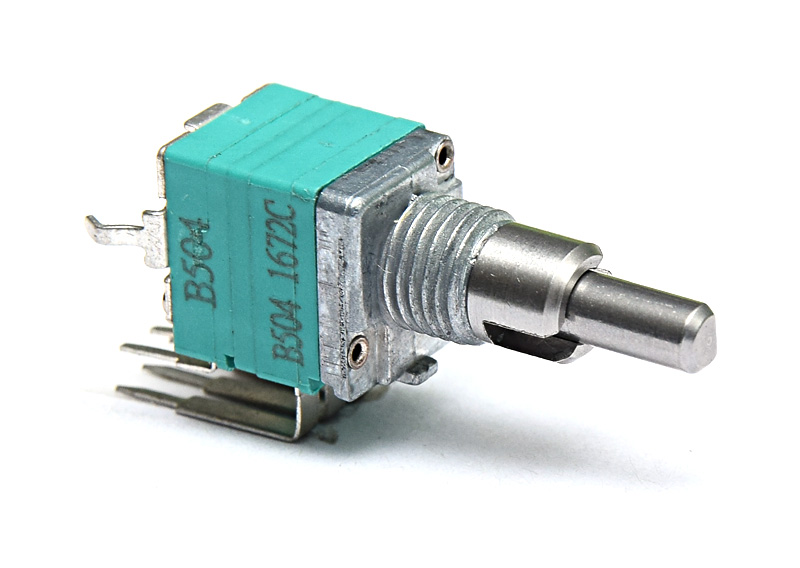 09mm double-axis potentiometer