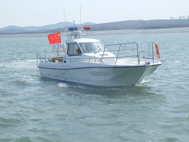 10.5 m Law enforcement boat