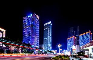 昆明市北京路、盘龙江景观亮化提升改造项目