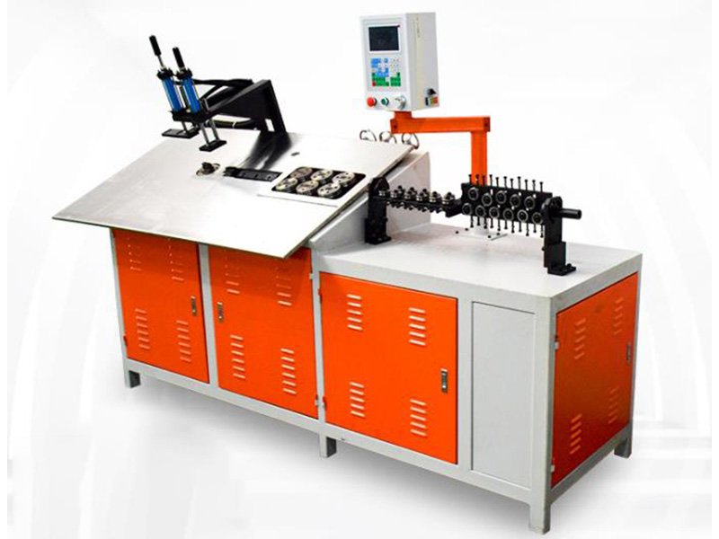2D wire bending machine (2)