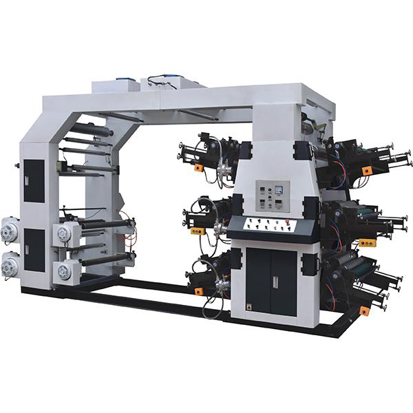 QTL 6色柔版印刷机
