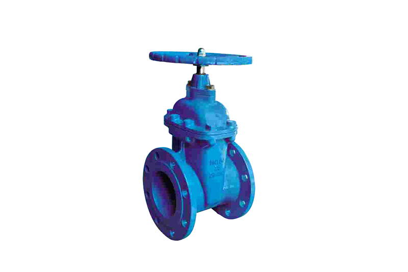 Soft seal gate valve Z45X-10Q/16Q/25Q