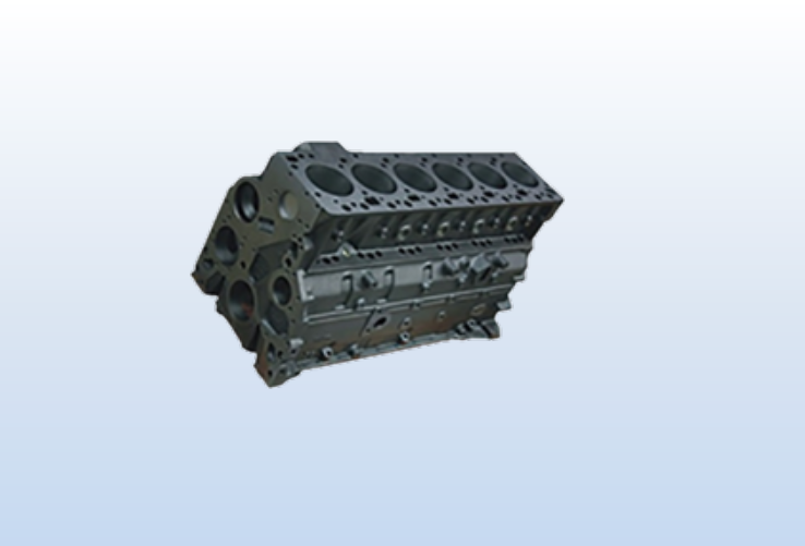 气缸 Cylinder block