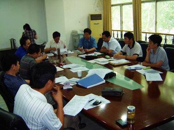 2011年年中監理工作考評總結