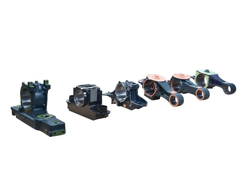 Axle Box Series