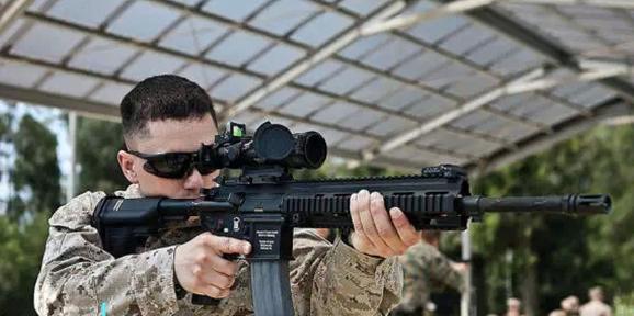 光學瞄準鏡網告訴你狙擊步槍瞄準鏡的劃分情況