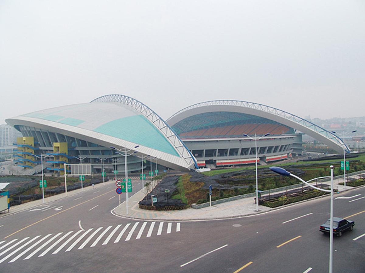 重庆奥林匹克体育中心体育场