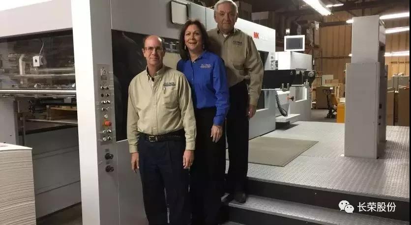 Promatrix106CS清废模切机助力Premier Folding Carton公司高效生产 -来自海德堡美国