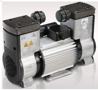 Duerr小型無油壓縮機KK70系列