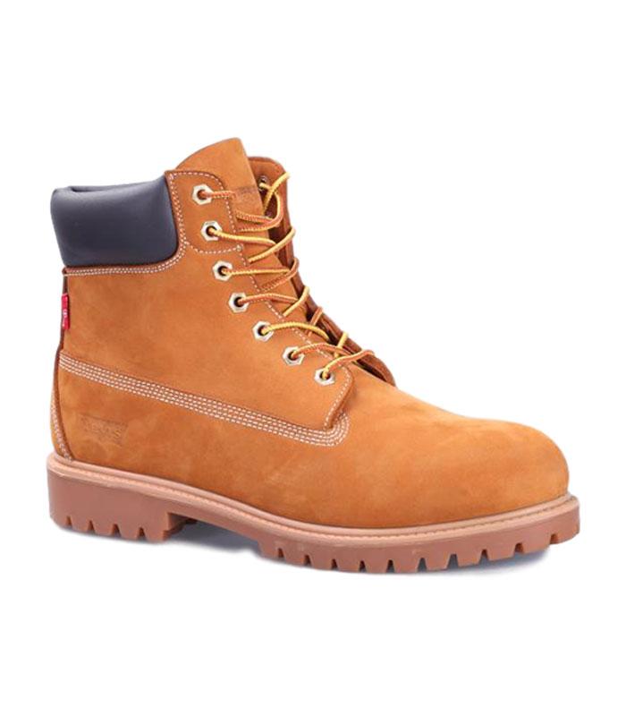 冷粘系列中幫安全鞋1