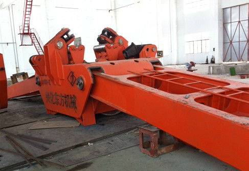 Dredging grab (heavy bucket weight 80T) parts