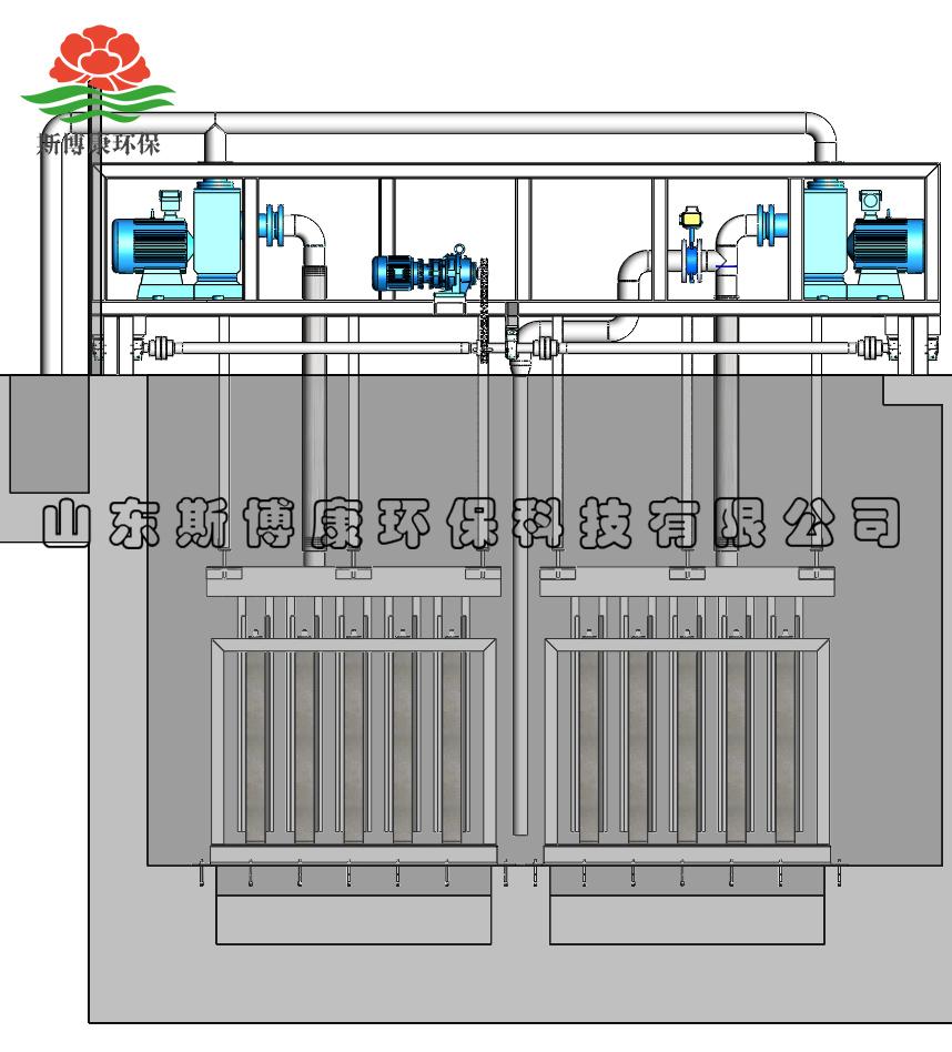 農村生活污水處理:豎片濾布濾池土建池體的安裝流程及注意事項