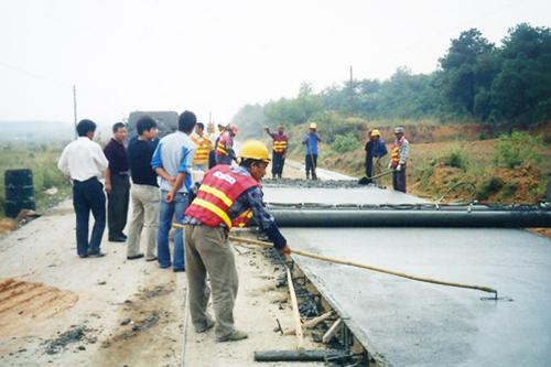 村村通路工程