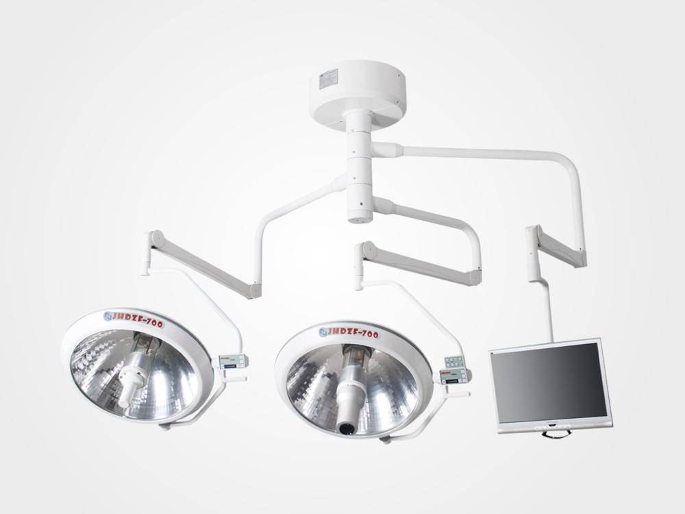 JHDZF-700/500-TV中置數字圖像手術無影燈