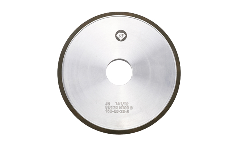 树脂结合剂外圆磨砂轮